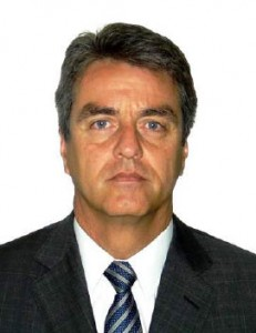 Roberto Carvalho de Azevêdo of Brazil (Photo Credit: WTO)