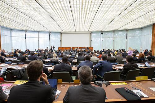 WIPO General Assembly  © WIPO 2014. Photo: Emmanuel Berrod.