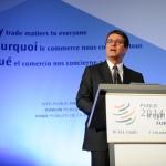 Roberto Azevêdo WTO Public Forum - Photo credit WTO