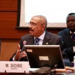 Michel Sidibé Executive Director of UNAIDS at UNCTAD Investment Forum