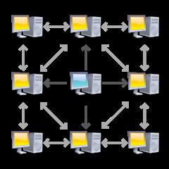 BitTorrent network