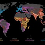 world map income