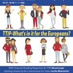 EU TTIP hearing Mar 2015