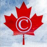 Canada copyright image