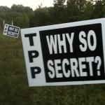 TPP why so secret