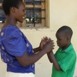 blind reader africa