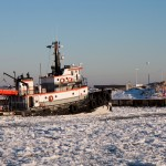 Tugboat_Wyatt_M_clearing_ice_for_the_island_ferry