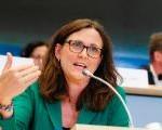 Cecilia Malmström  EU Trade Commissioner