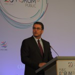 Trade Works, Says WTO Head, But Only If Right Policies, Transparent Trade System In Place