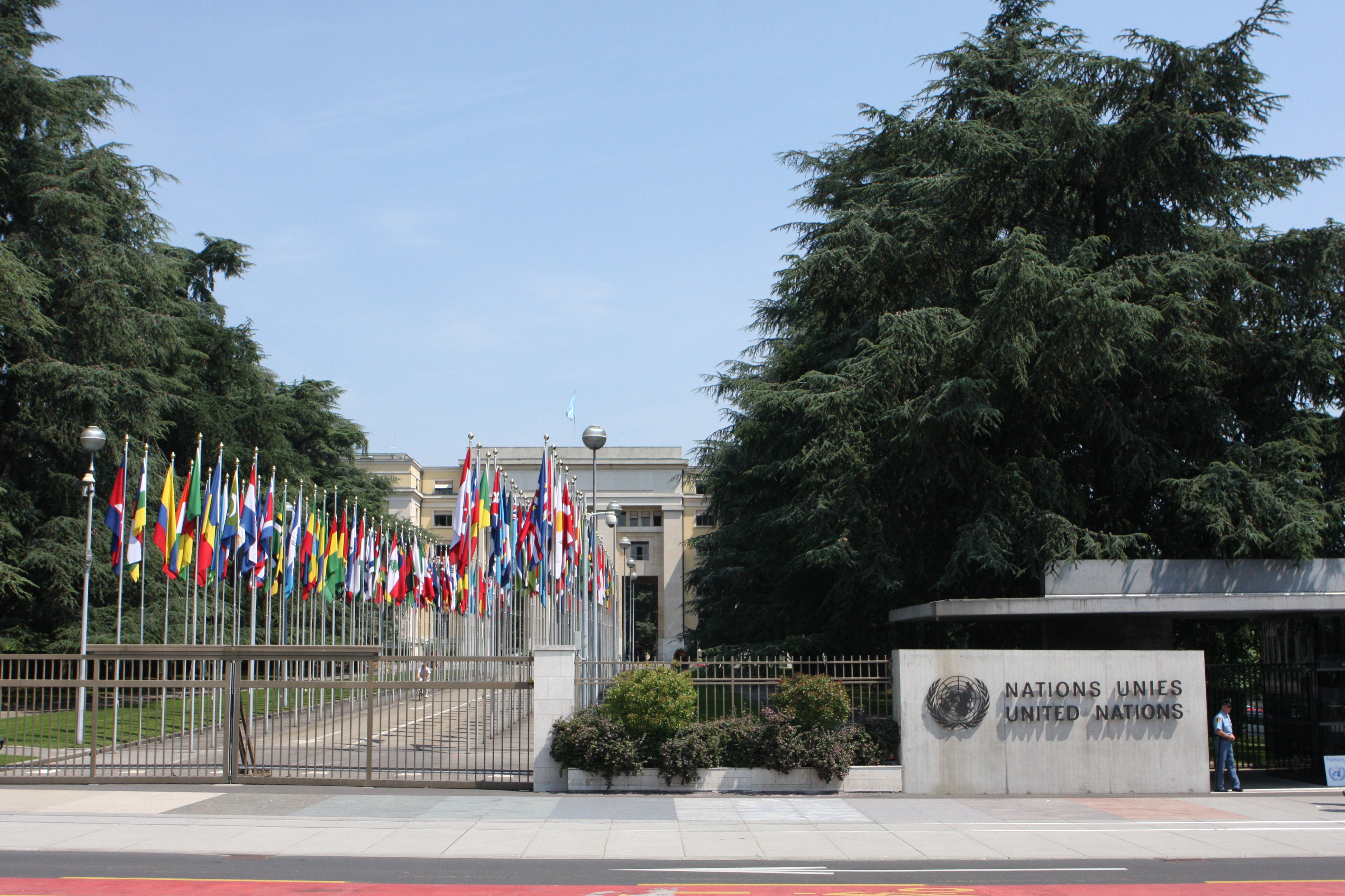 Switzerland Backs Renovation Of UN Offices In Geneva ...