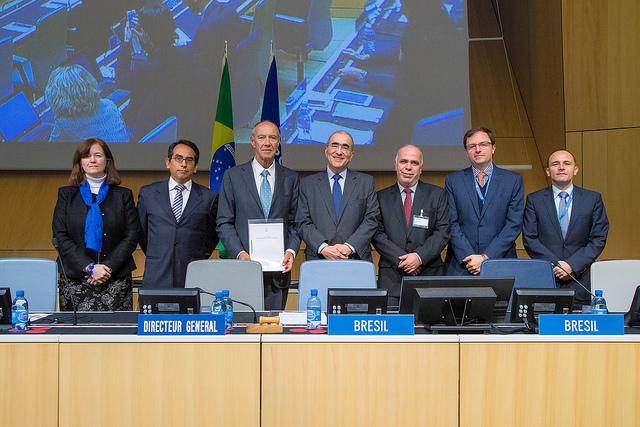 Brazil ratification Marrakesh Treaty
