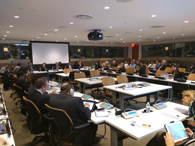 WSIS+10 side event