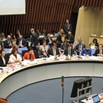 Record Attendance, Agenda Open WHO Board Meeting; Global Vision On Infectious Disease