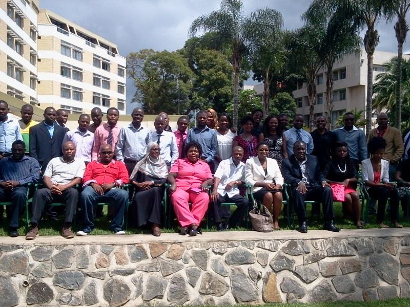 Malawi copyright awareness seminar