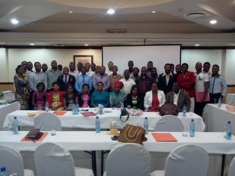 Creators attend awareness seminar in Blantyre, Malawi