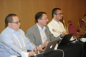 WG Chairs of the CCWG: Sanchez (UNAM), Weill (AFNIC) and Rickert (eco)