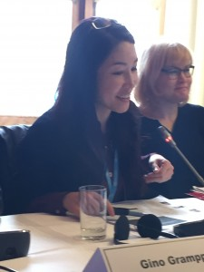 HyeNa Kang, scientist at the WHO