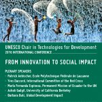 Tech4Dev Conference: Translating Innovation Into Social Impact