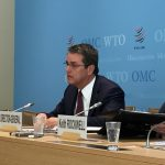 WTO DG Sees Positive Changes, More Engagement; Would Consider A Second Term