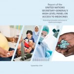 "UN High-Level Panel On Access To Medicines Issues ""Landmark"" Report"
