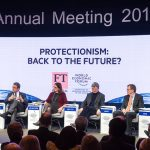 World Economic Forum Hears Hopes And Fears: Too Early To Predict Trade War