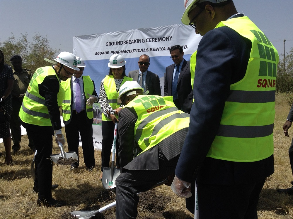 New Local Pharmaceutical Plant Expected To Enhance Access To